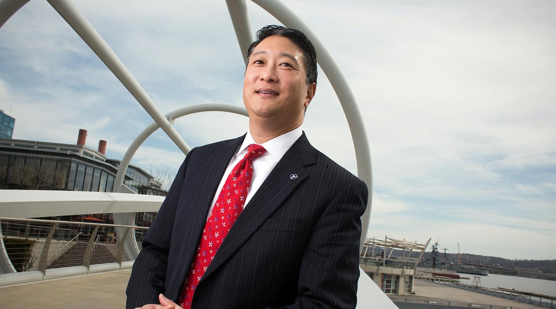 David Kim '85