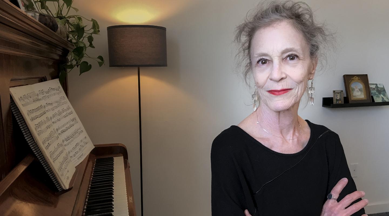 Professor Irene Girton, Occidental, Music