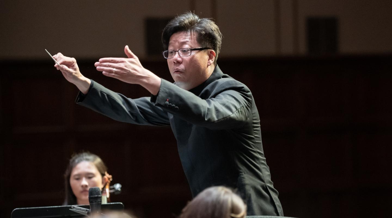 Oxy Symphony, Chris Kim