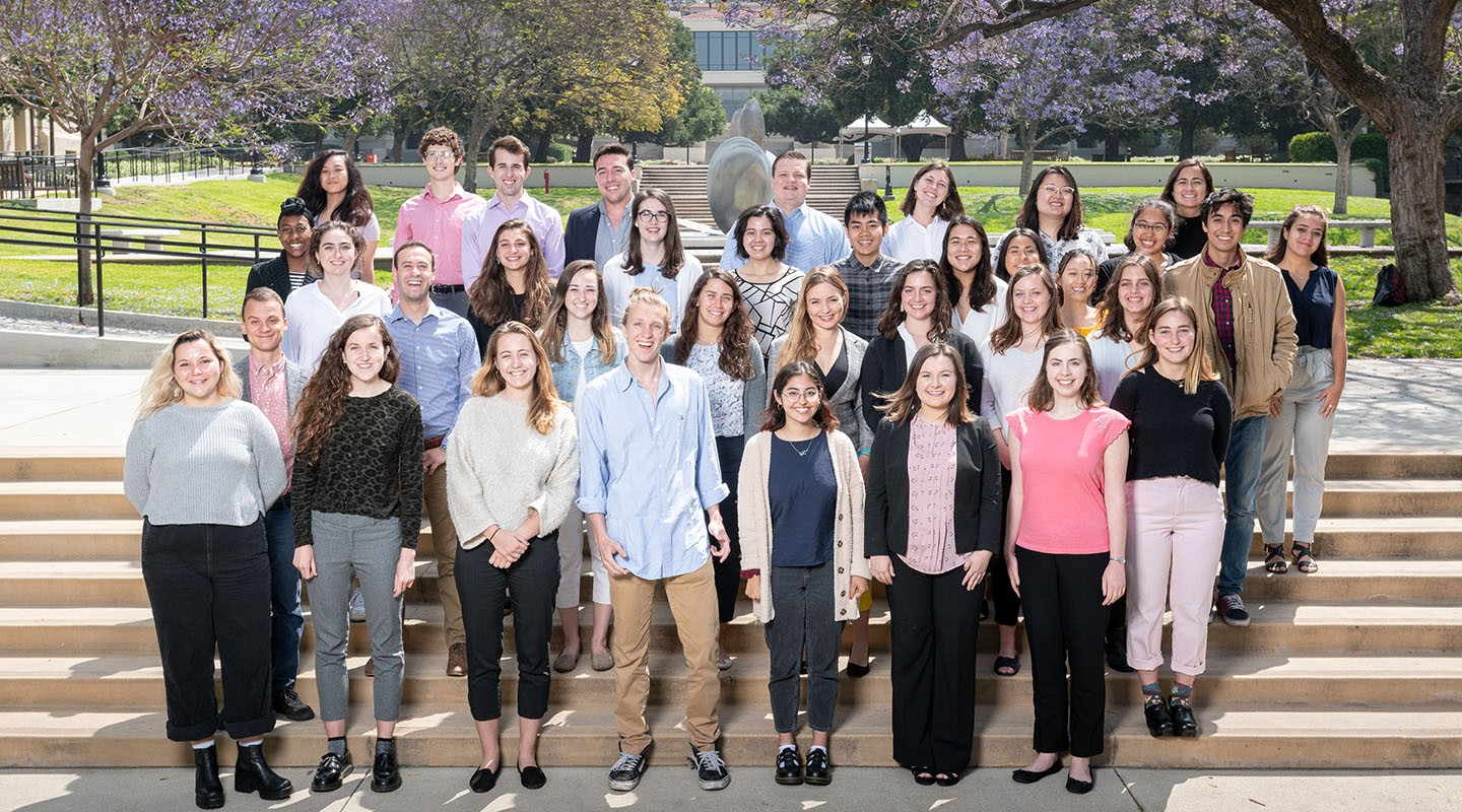 Summer 2019 InternLA Participants