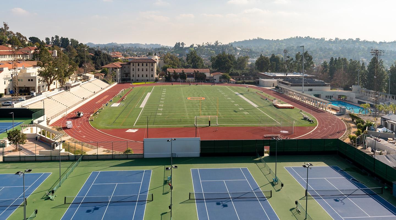 Oxy athletics facilities