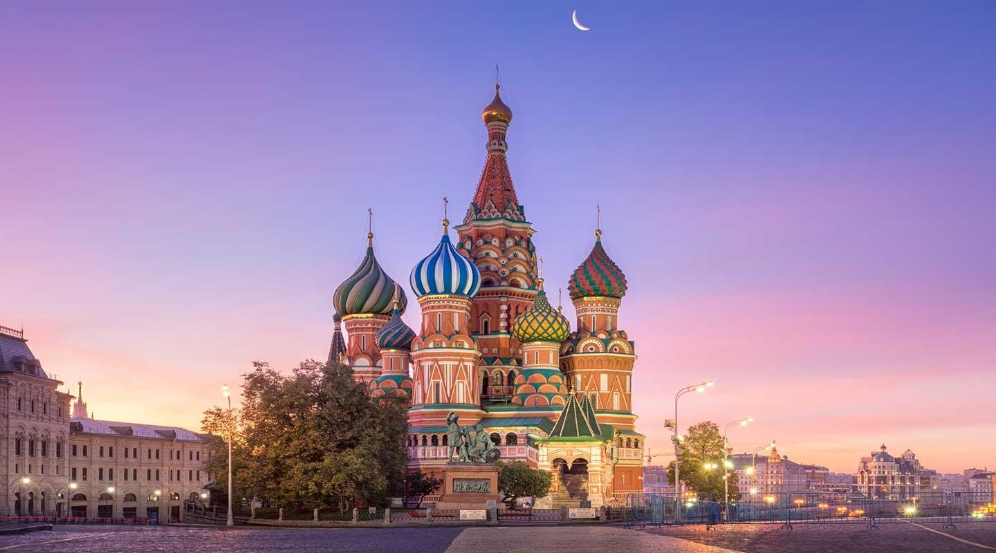 Russia is among the eight countries to which 2019 Occidental Fulbright winners will be traveling.