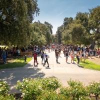 Occidental College Academic Quad
