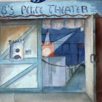 Bob Baker Petite Theater entrance