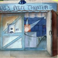 Bob's marionette theater