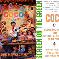 Summer Screen on the Green presents Coco!
