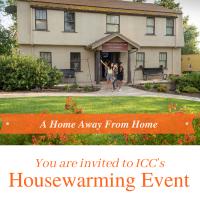 ICC housewarming
