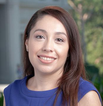 Professor Patricia Cabral