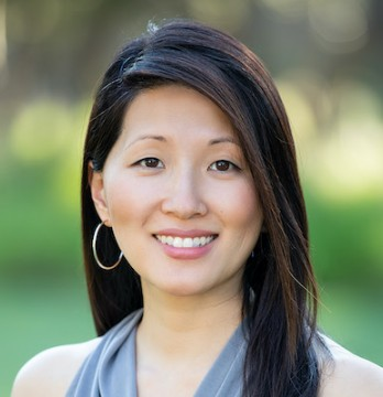 Headshot of Jane Hong