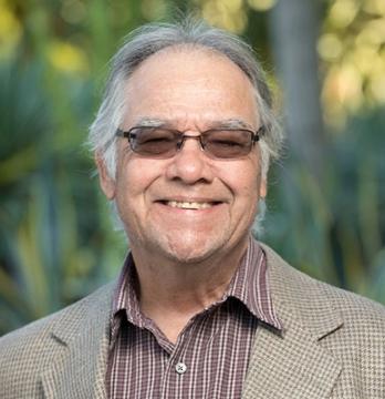 Professor Ron Solorzano