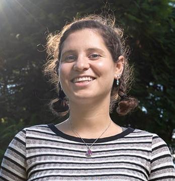 Oxy student Sammy Herdman '19