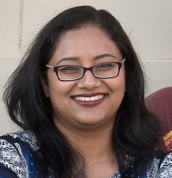 Professor Treena Basu