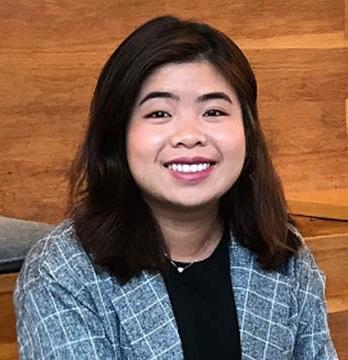 Alumna Vivian Vuong