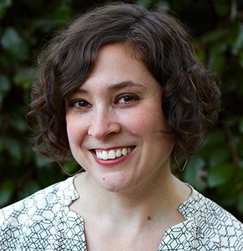 Oxy alumna Catherine Haight