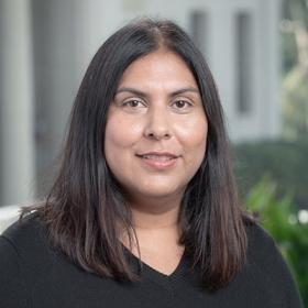 Professor Mary Lopez