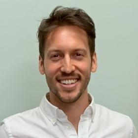 Head shot of Professor Lucas Carden