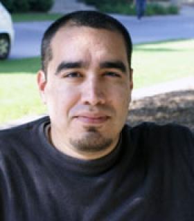 latino male selfie