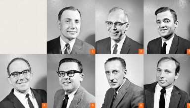 Joseph Zacek, James McKelvy, James Ferguson, Robert Knox, Joseph Stenek