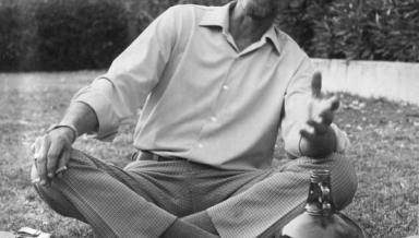 Clifton Kroeber, Norman Bridge Professor of Hispanic American History Emeritus