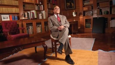 President Emeritus John Brooks Slaughter