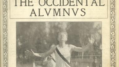 Occidental Alumnus, June 1922