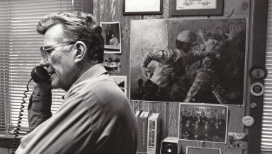 Pierce Brooks '49, The Onion Field