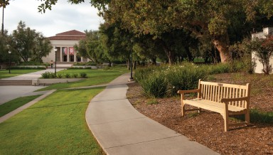 Thorne Hall, Oxy Campus