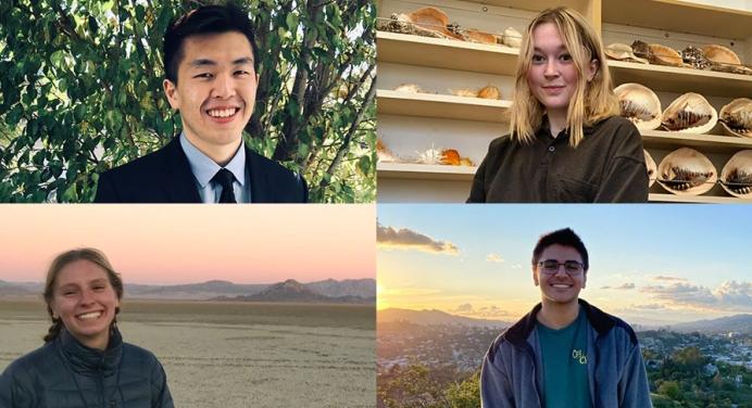 Occidental College 2021 Science Scholars