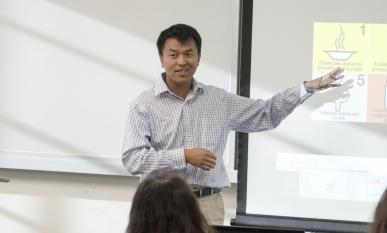 Sophal Ear, Occidental College associate professor of diplomacy & world affairs
