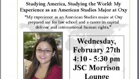 Image for American Studies Events