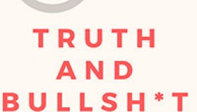 Philosophy in 15 minutes truth and bullshit event poster