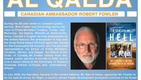 Image for Robert Fowler: A Discussion on Al Qaeda