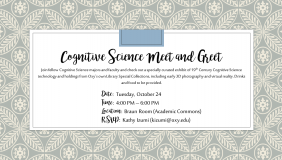 Image for Cognitive Science Meet and Greet