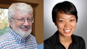 Occidental College professors Peter Dreier and Mijin Cha