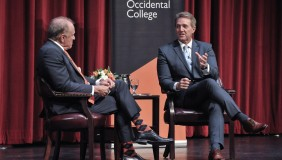 Jeff Flake, Grant Woods, Jack Kemp Speakers Series