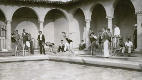 Taylor Pool 1931