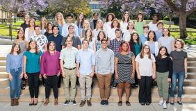 2018 InternLA student participants