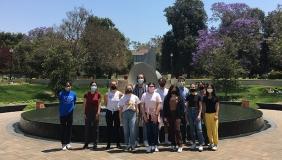 Summer 2021 REAP student group