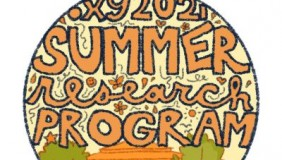 2021 logo for the Undergraduate Research Center's Summer Research Program