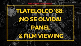 Tlatelolco poster