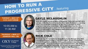 How to Run a Progressive City