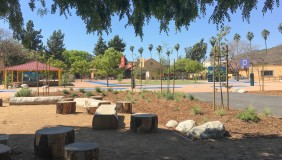A green playground increases physical activity among students.