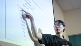 Justin Li, Occidental College professor of cognitive science