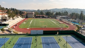 Oxy athletics facilities