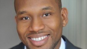 Tyrone Davis, panelist for In Our Own Voice, Part III: Arts Leadership