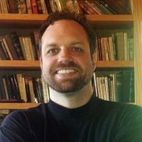 Head shot of Professor Andrew Frane