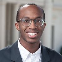 Student Jordan Walker