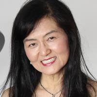 Junko Ueno Garrett headshot