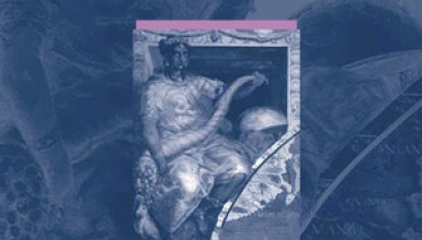"""Cover of book """"Bodies and Maps: Early Modern Personification of the Continents"""""""