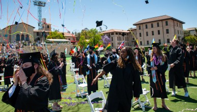 Occidental College Commencement, June 12, 2021